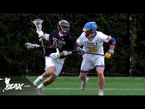 Boy's Latin (MD) vs Loyola Blakefield (MD)   2018 High School Highlights