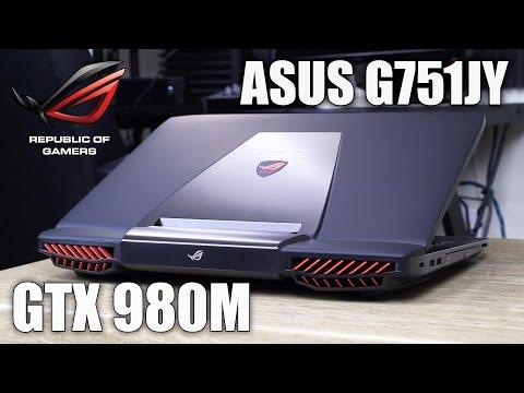 Asus ROG G751JY (DH71) Gaming Laptop GTX 980M Review