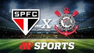 São Paulo 1 x 0 Corinthians - 13/10/19 - Brasileirão - Futebol JP