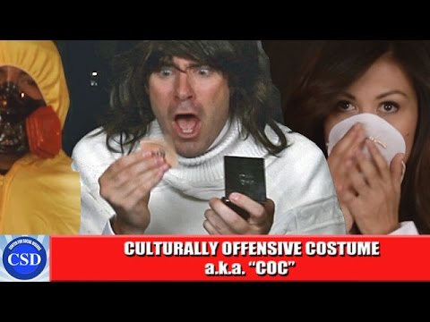 Is Your Halloween Costume Culturally Offensive?