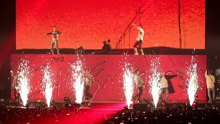 Video 170912 The Chainsmokers and BTS(방탄소년단) Closer Live in Seoul [SUB ENG/ESP/IDN/JPN] MP3, 3GP, MP4, WEBM, AVI, FLV Juli 2018