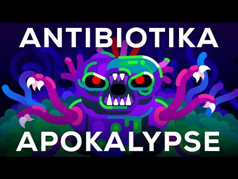 Die Antibiotika Apokalypse erklärt