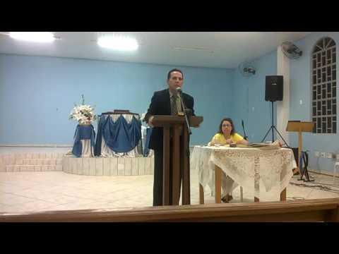 Reunião com os membros da Igreja Ass. Deus Madureira em Galileia-MG