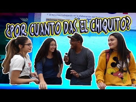 Preguntas de cultura general a Universitarios San Valentín- UNAH, Tegucigalpa, Honduras