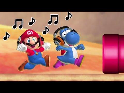 Super Mario Run - Remix 10 & Gold Goomba Event