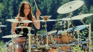 Video TOOL - FORTY SIX & 2 - DRUM COVER BY MEYTAL COHEN MP3, 3GP, MP4, WEBM, AVI, FLV Februari 2018