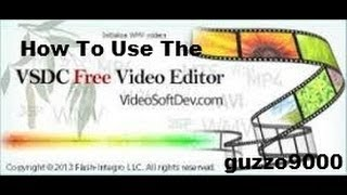 VSDC Free Video Editor video review
