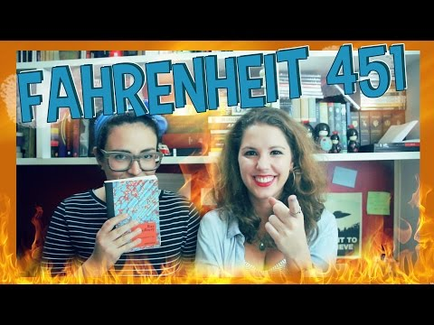 Ficção científica soft + Distopia = Fahrenheit 451