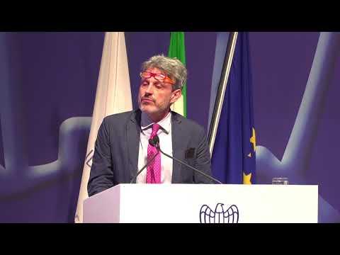 Assemblea 2018 - l'intervento di Vittorio Emanuele Parsi