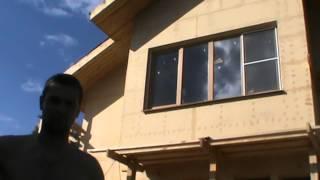 Отзыв об установке пластиковых окон в коттедж