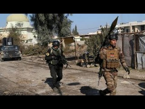 Video Fierce clashes between Iraqi forces and ISIS in Mosul download in MP3, 3GP, MP4, WEBM, AVI, FLV January 2017