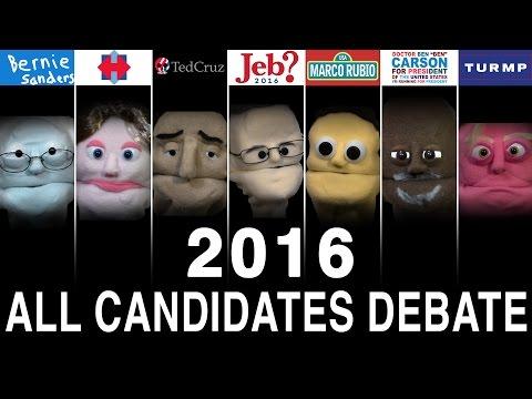 2016 Alll Candidates Debate