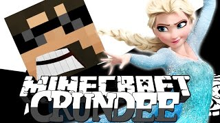 Minecraft: CRUNDEE CRAFT | SSundee vs Elsa!! [30]