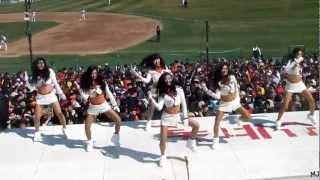 Video BIGBANG - Fantastic Baby Dance Cover By Baseball Cheerleaders MP3, 3GP, MP4, WEBM, AVI, FLV Juli 2018
