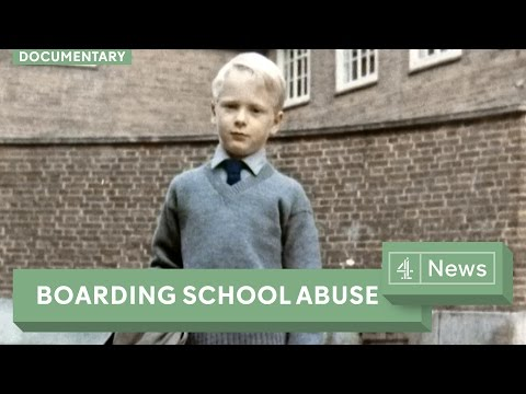 Abuse documentary: Alex Renton explains his experience of child abuse at boarding school