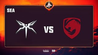 Mineski vs Tigers, MDL Disneyland® Paris Major SEA QL, bo3, game 2 [CrystalMay]