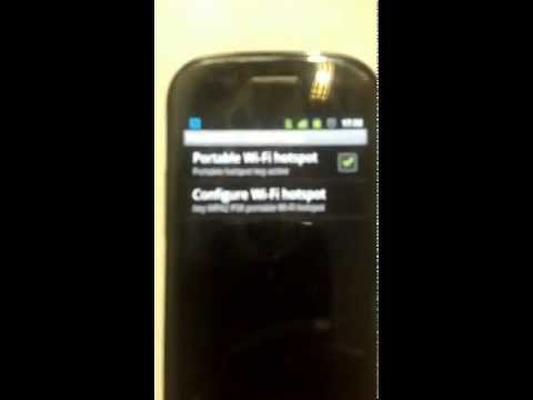 Video of 1-Click Tether Pro NO ROOT!
