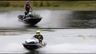 8. JETSKI DRAG RACING - World's fastest stock engine Kawasaki