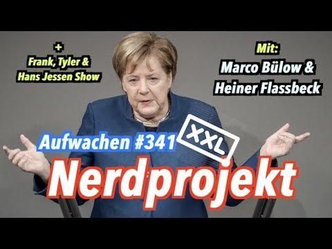 Aufwachen #341 mit Marco Bülow & Heiner Flassbeck + C ...