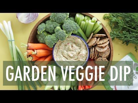 The Best Vegetable Dip