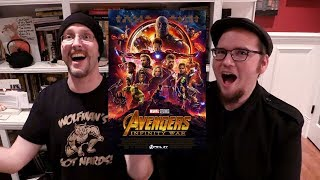 Avengers: Infinity War - Sibling Rivalry