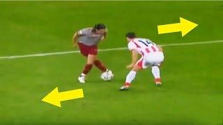 Video Las Jugadas Más Impresionantes Del Fútbol ● The Most Unexpected Skills & Tricks MP3, 3GP, MP4, WEBM, AVI, FLV Juli 2017