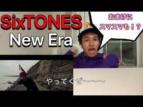 【海外の反応】SixTONES - NEW ERA (Music Video) - [YouTube Ver.]  /japanese idol song reaction