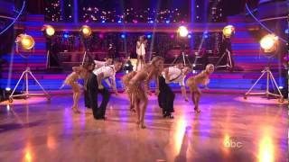[HD] THE LOCOMOTION (Live on Dancing With The Stars) - Kylie Minogue