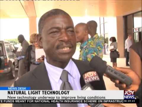 Natural Light Technology – News Desk (18-3-15)