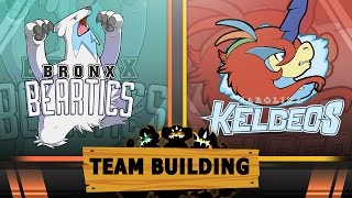 Bronx Beartics - Team Building for the Carolina Keldeos [UCL S2W13] by PokeaimMD