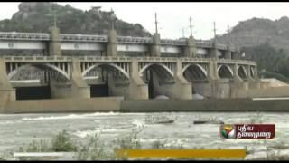 Water level in Mettur dam is 99 feet at least