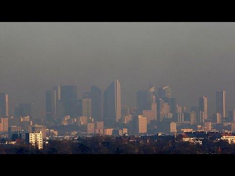Αντιμέτωπο με το νέφος είναι το Παρίσι