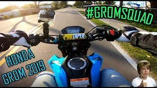 1. I BOUGHT A 2019 HONDA GROM!!