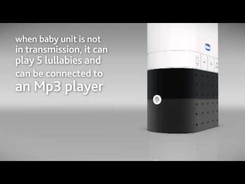 Радионяня Chicco Baby monitor Audio Classic