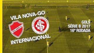 Siga - http://twitter.com/sovideoemhdCurta - http://facebook.com/sovideoemhdCAMPEONATO BRASILEIRO SÉRIE B 201716ª RodadaEstádio Serra Dourada, Goiânia, GO