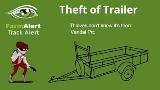 Preventing Rural Crime | FarmAlert Track Alert