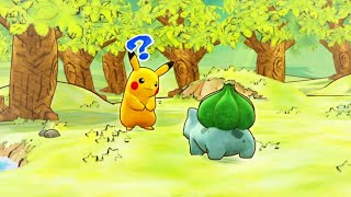 Pokemon Mystery Dungeon Rescue Team DX DEMO! by SkulShurtugalTCG