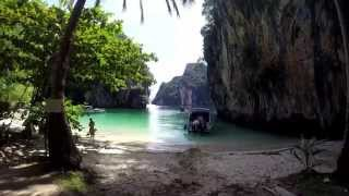 Phang Nga Thailand  City pictures : Phang Nga Bay Cruise Thailand Shot with GoPro Black Hero3+