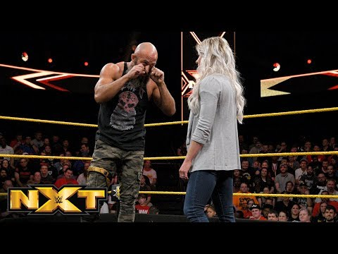 Candice LeRae doesn't recognize the man Tommaso Ciampa has become: WWE NXT, May 16, 2018