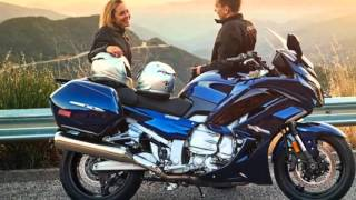 8. 2016 Yamaha FJR1300A And FJR1300ES First Look Now with sixth gear and lean sensitive headlights!