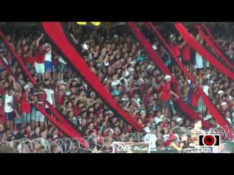 YO SOY DEL NEGRO Y NO PIENSO EN LAS ESTRELLAS - Colón 1 Boca Jrs 1 - Los de Siempre - Colón