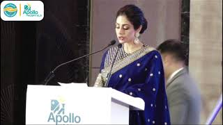 Ms Sridevi Boney Kapoor - 7th IPSC 2017