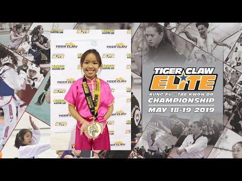 Con gái Việt Hương đoạt Huy Chương Đồng Wushu tại Giải Tiger Claw Elite 2019, California, USA - Thời lượng: 5 phút và 6 giây.