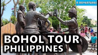 Baclayon Philippines  city photo : Bohol Tour: Blood Compact & Baclayon Church, Philippines S3, Travel Vlog #81