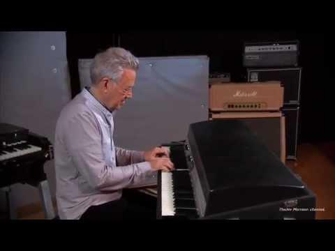 Ray Manzarek (pianist of The Doors) entertainingly walks through the creation of Riders on the Storm