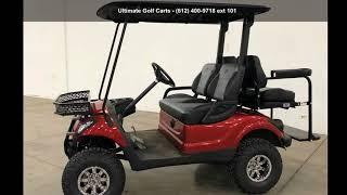 10. 2014 Yamaha Drive Electric Golf Cart