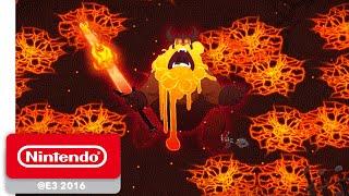 Jotun: Valhalla Edition Game Trailer - Nintendo E3 2016