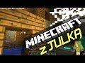 Minecraft z Julką [#3] Kopiemy & Julka zaczyna się bać