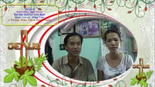 Philip Tran -  Hát Vọng Cổ Ca Ngợi Chúa
