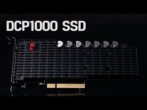 , title : 'NVMe PCIe SSD with up to 3.2TB Capacity - DCP1000'